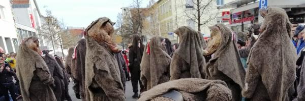 Umzug in Wernau- 22. Februar 2020